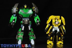 #Hasbro #Transformers Platinum RID #Grimlock & #Bumblebee 2 Pack – EE Exclusive Review  http://www.toyhypeusa.com/2016/06/21/hasbro-transformers-platinum-rid-grimlock-bumblebee-2-pack-ee-exclusive-review/  #iCollectatEE