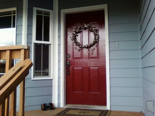 17 Best Images About Red Door On Pinterest Exterior