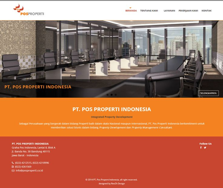 Pos Properti Indonesia - http://posproperti.co.id