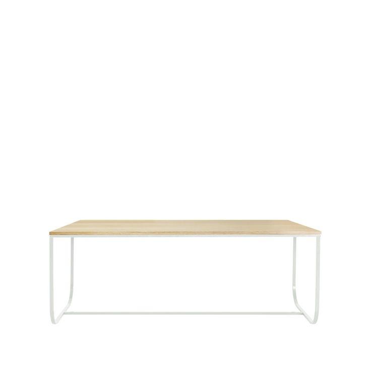 Tati matbord rektangulärt - Tati matbord rektangulärt - white, ektopp