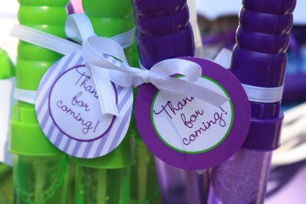 Hostess with the Mostess® - Bubbles for party favors