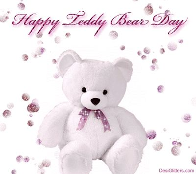 Happy Teddy Day 2018 Animated Images