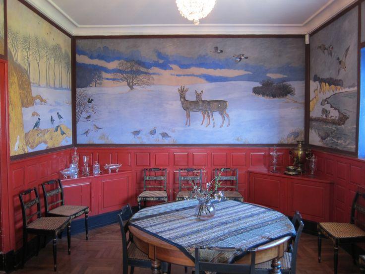 Johannes Larsen Museum Denmark