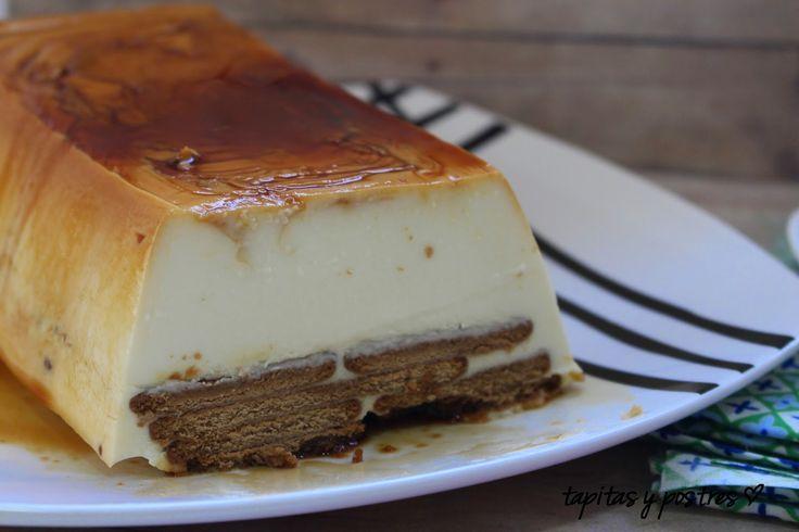 Esta tarta llevaba mucho tiempo que la tenía en pendientes. Estuvo de moda durante un tiempo en el grupo de cocina en el que participo...