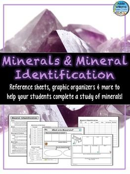 minerals activities and organizers graphic organizers graphics and labs. Black Bedroom Furniture Sets. Home Design Ideas