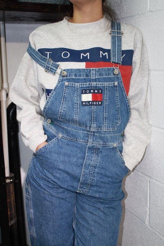 90s Faded Dad Jeans - Sales Up to -50% Tommy Hilfiger YrczwJ