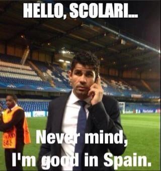Diego Costa meme