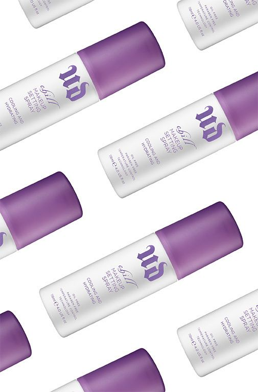 The best makeup fixing sprays. @urbandecay Chill Makeup Setting Spray, £22
