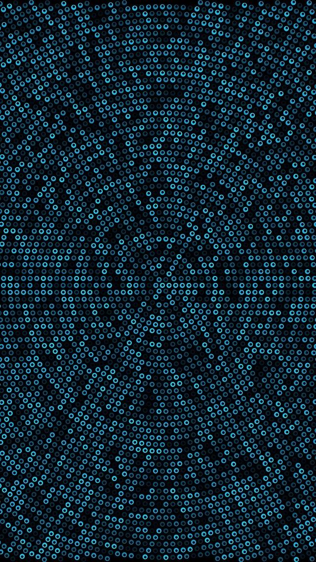 Black & blue circle pattern | Graphic Pattern | Pinterest | Circle pattern, Wallpaper and Prints