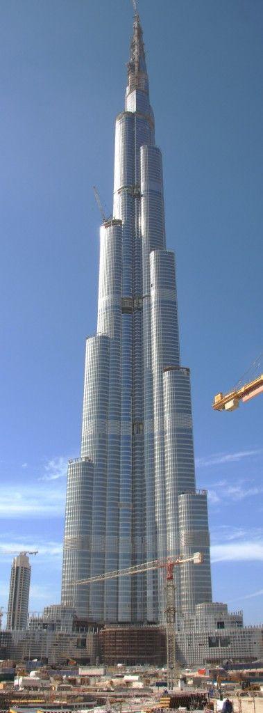 World's Most Impressive Buildings - World's Tallest Man made Structure - Burj Dubai