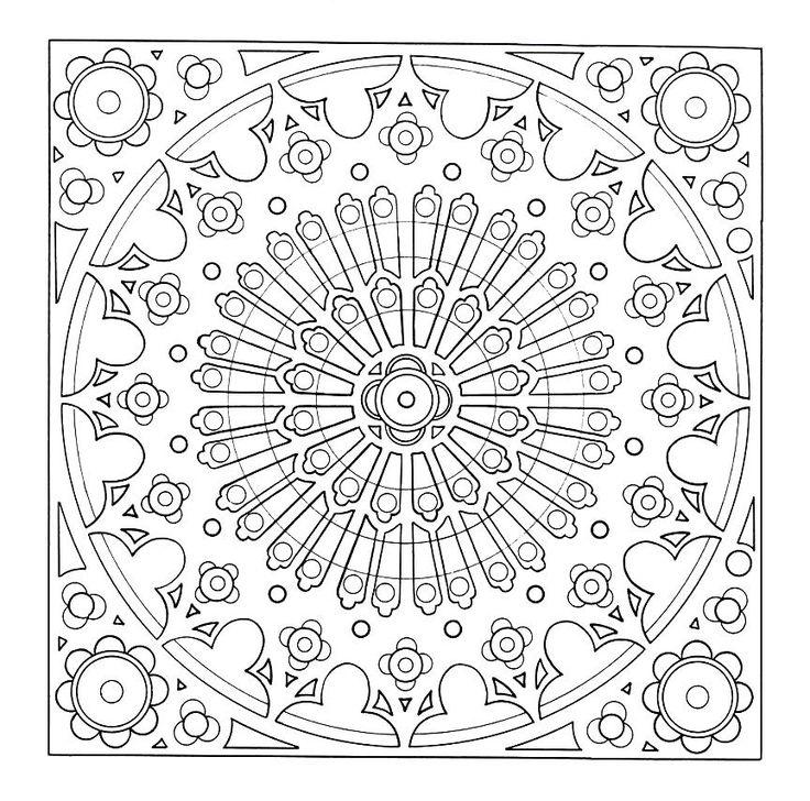mandala_colorare_adulti17 disegni da colorare per adulti