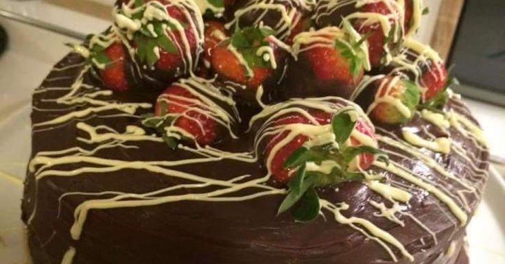 Chocolate Mudcake - On A Budget
