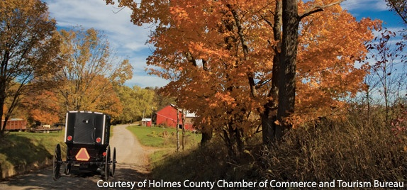 Holmes County Ohio in the fall!  Just beyond beautiful.