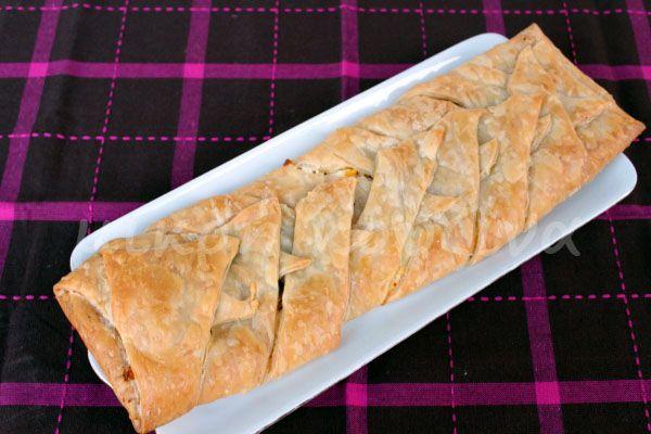 μικρή κουζίνα: Εύκολη τυρόπιτα με φύλλο