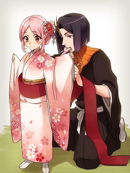 Yachiru & Yumichika