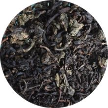 Russian Caravan Tea is slightly smoky and earthy. This is the perfect tea for those who like a little smokiness but find Lapsang Souchong to be too strong.