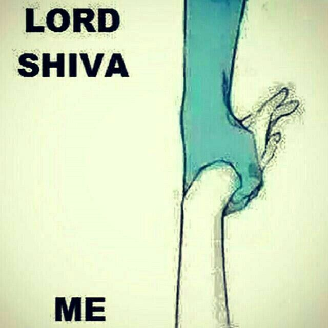 He always save me from all troubles Har Har Mahadev