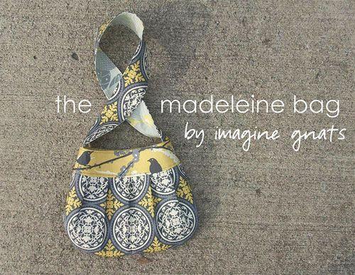 Free Bag Pattern - Madeleine Bag