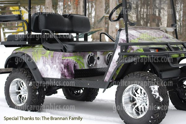 17 best the custom golf cart body wraps images on pinterest body wraps wraps and custom golf. Black Bedroom Furniture Sets. Home Design Ideas