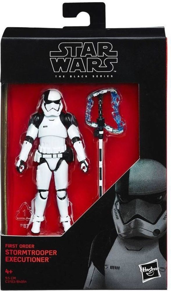 STAR WARS THE BLACK SERIES MAY FORTH SALE FIRST ORDER STORMTROOPER EXECUTIONER