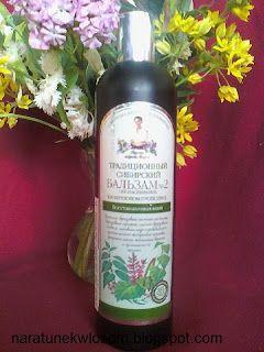 balsam do włosów na brzozowym propolisie