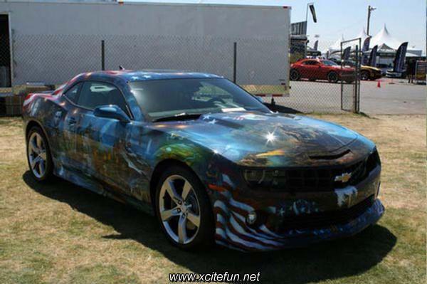 patriotic cars | Patriotic Car