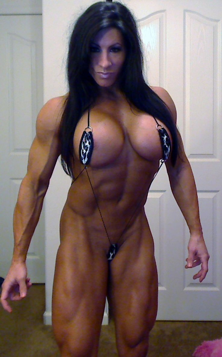 Angel Sexy Muscle Female 75