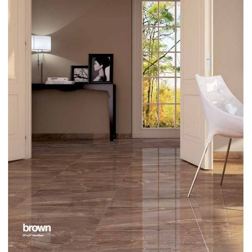 perseo effect polished marble tiles with mosaic decorations