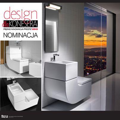 W+W- Nominacja do nagrody Design dla Konesera, przez magazyn Dobre Wnętrza