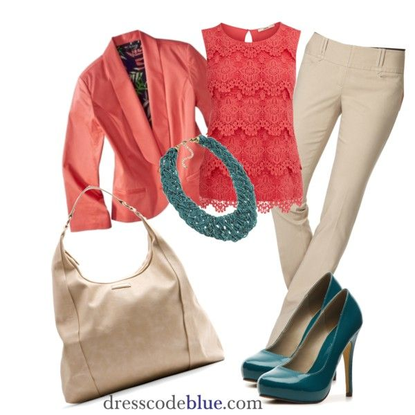 Suummer Business Style @dresscodeblue