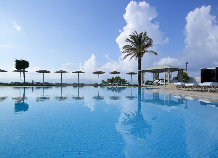 Is there too #beautiful? Dimitra Beach Hotel www.veranohotel.com