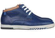 Blauwe Floris van Bommel schoenen 10841 sneakers