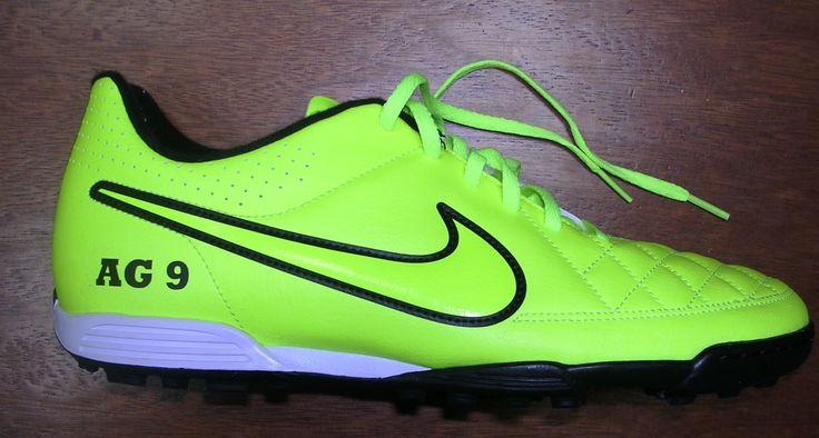 Scarpe Calcio Nike Tiempo Tf Personalizzate Custom