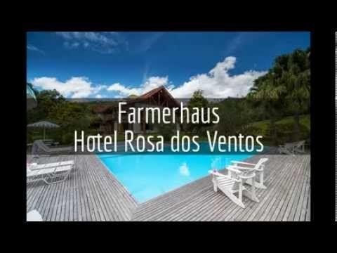 Vídeo do Farmerhaus no Hotel Rosa dos Ventos