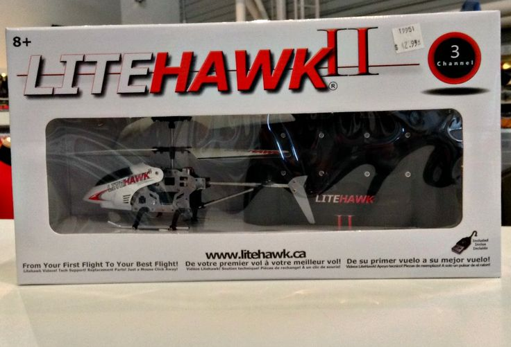 Gift idea from our boutique- fun takes flight with remote controlled helicopters! #Aeronautica