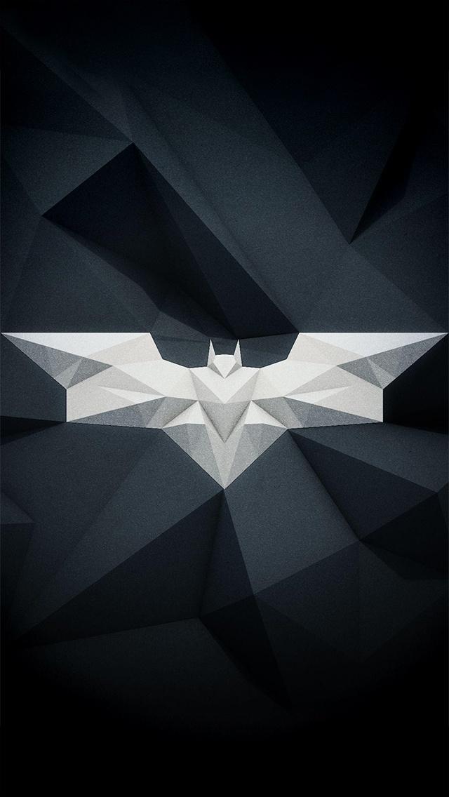 Awesome Batman Logo #iPhoneWallpaper