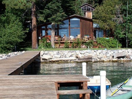 1000 ideas about lakefront property on pinterest for Lake tahoe home builders