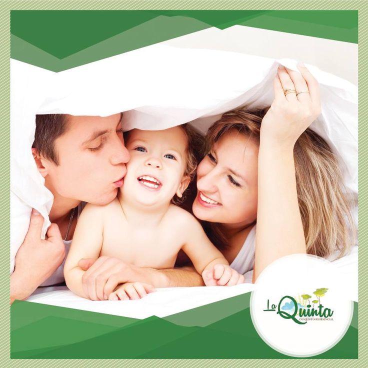 Desde pequeños, nuestros padres buscan nuestro bienestar, por eso dale a tus hijos lo mejor, regálales un hogar en la Quinta Conjunto residencial. PBX: 272-09-79
