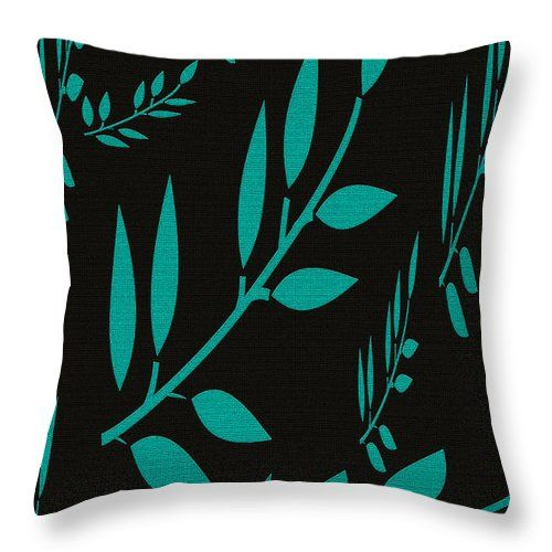 Teal Treasure Throw Pillow for Sale by Aimee L Maher Visit ALMGallerydotcom. Pillows are made from 100% spun polyester poplin fabric and add a stylish statement to any room. They are available in sizes from 14x14  to 26x26. Each pillow is printed on both sides (same image) and includes a concealed zipper and removable insert (if selected) for easy cleaning. Be sure to use the Cropping Tool when ordering pillows to ensure the photo is centered to your liking