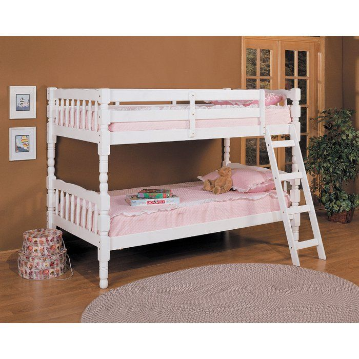 Homestead Twin Over Twin Bunk Bed