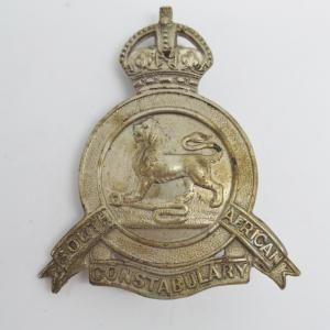 Edward VII South African Constabulary Slouch Hat Badge | Cultman Collectables
