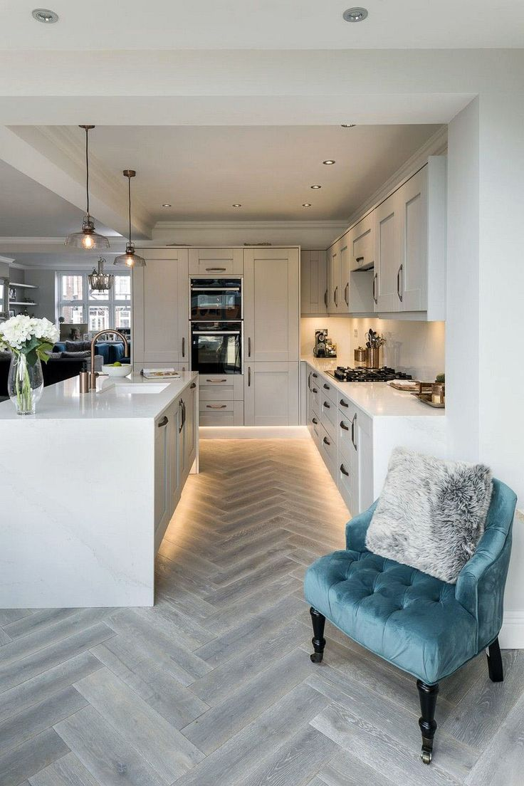 The Ultimate Guide to Kitchen Flooring Ideas and Materials ...