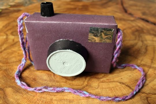 Box Camera: Camera Craft for kids