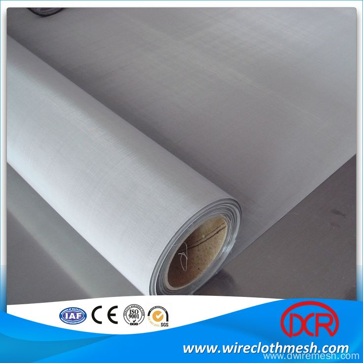 125 Mesh Stainless Steel Weave Wire Mesh