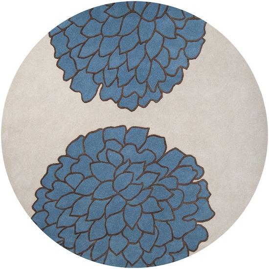 Design, Round Rugs
