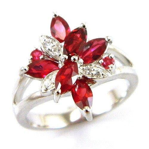 Inel Precious Rubin by Borealy Argint 925 http://www.borealy.ro/bijuterii/inele/pietre-pretioase-safir-rubin-topaz-ametist/inel-precious-ruby-by-borealy.html