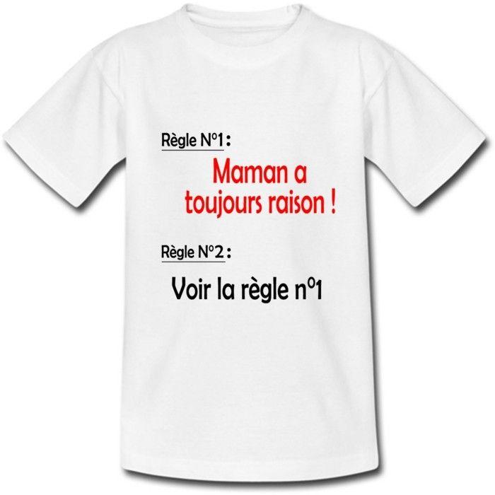 Préférence Les 24 meilleures images du tableau T-shirt sur Pinterest | Humour  AR06