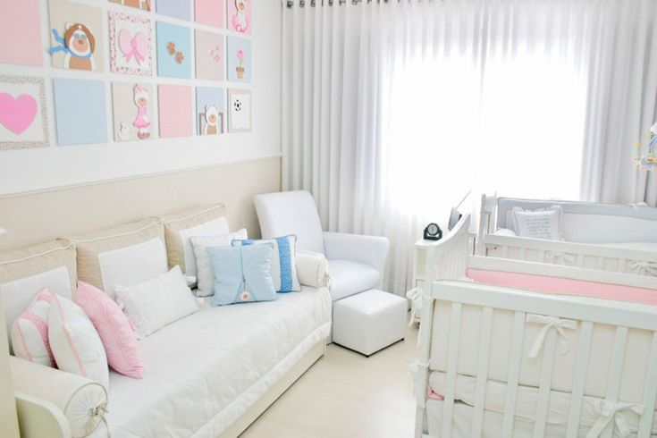 46 quartos de bebê projetados por profissionais de CasaPRO - Casa http://www.mimoinfantil.com.br/quarto-de-bebe-safari-decoracao-menino-adesivos-mimo-infantil/