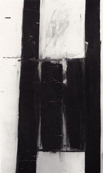 franz kline | Franz Kline - Four Square 1953