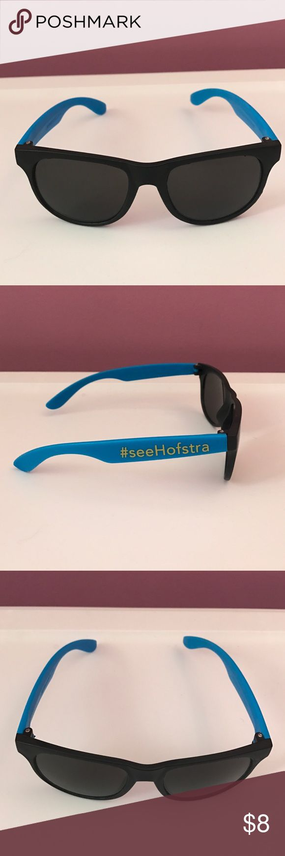 Hofstra University Sunglasses Blue/Yellow/Black authentic sunglasses in great condition Accessories Glasses